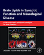 Brain Lipids in Synaptic Function and Neurological Disease - Clues to Innovative Therapeutic Strategies for Brain Disorders