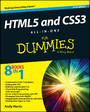 HTML5 and CSS3 All-in-One For Dummies