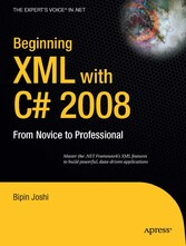 Beginning XML with C# 2008 - From Novice to Professional