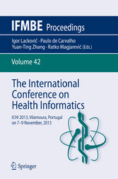 The International Conference on Health Informatics - ICHI 2013, Vilamoura, Portugal on 7-9 November, 2013