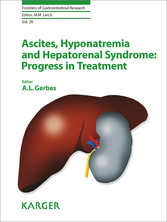 Ascites, Hyponatremia and Hepatorenal Syndrome: Progress in Treatment