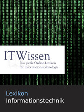 Lexikon Informationstechnik
